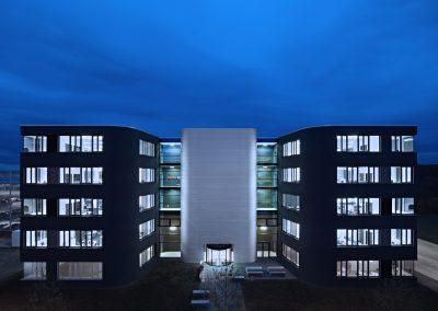 Neubau Bürogebäude im Technologiepark Tübingen-Reutlingen