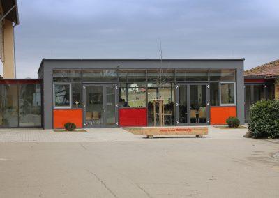 Mensa Gustav-Werner-Schule, Walddorfhäslach