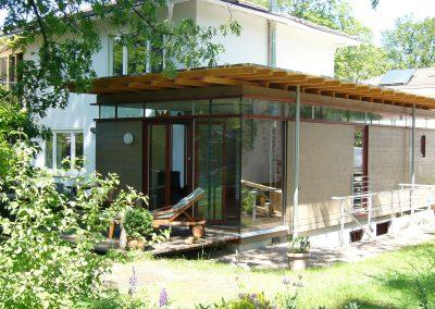 Anbau Haus Louisiana, Karlsruhe