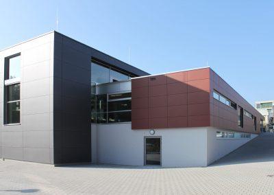 Sporthalle Markweg, Herrenberg