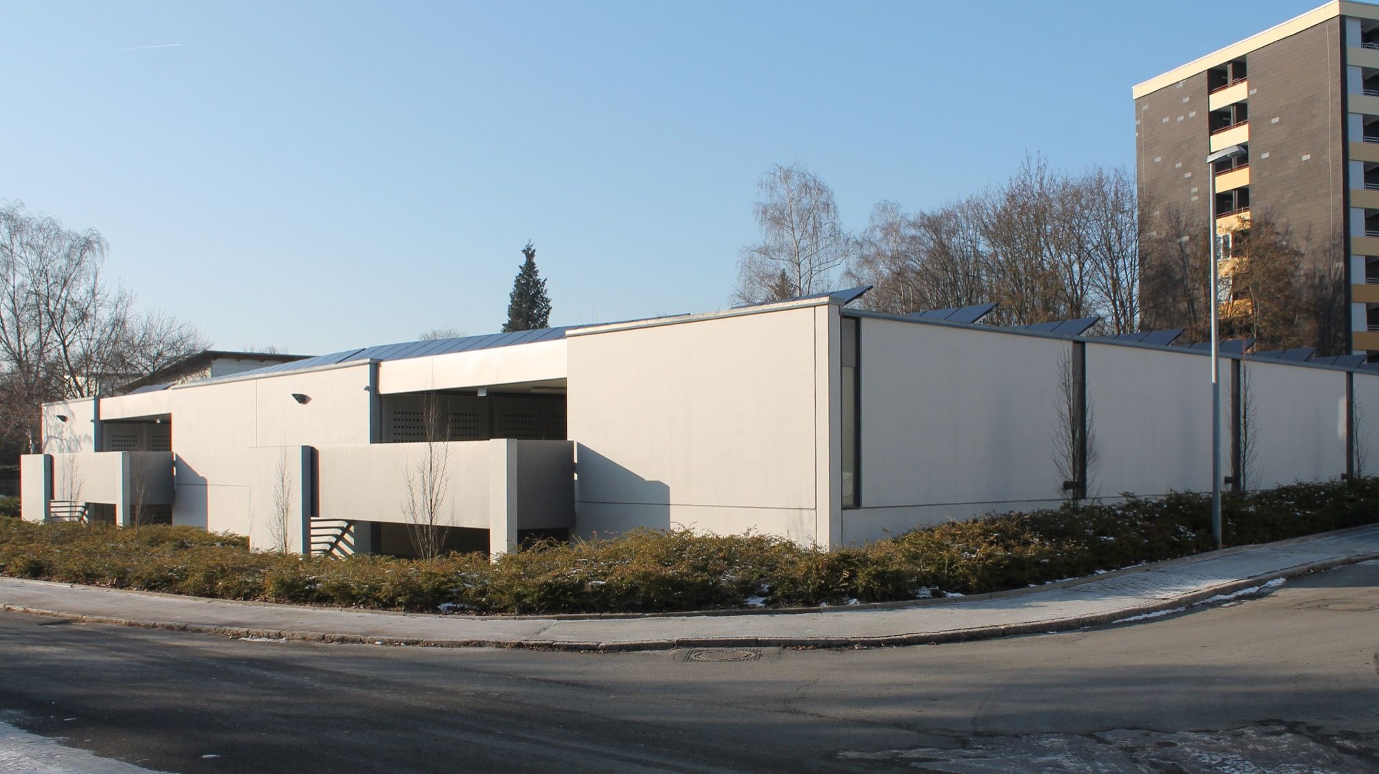 Garage Mittnachtstraße, Reutlingen