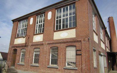 """Spatenstich Dienstleistungszentrum Gomaringen """"Kindlersche Fabrik"""""""